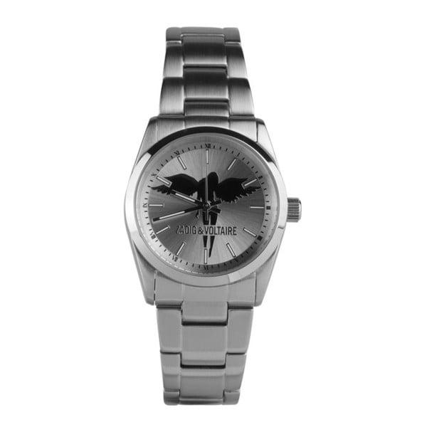 Dámské hodinky stříbrné barvy Zadig & Voltaire Phoenix