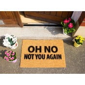 Preș  Artsy Doormats Not You Again, 40 x 60 cm