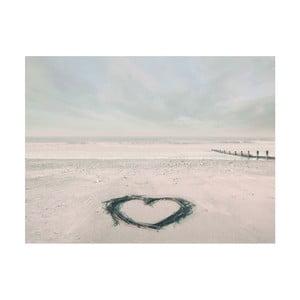 Obraz Pyramid International Ian Winstanley Love Goes On Forever, 60 x 80 cm