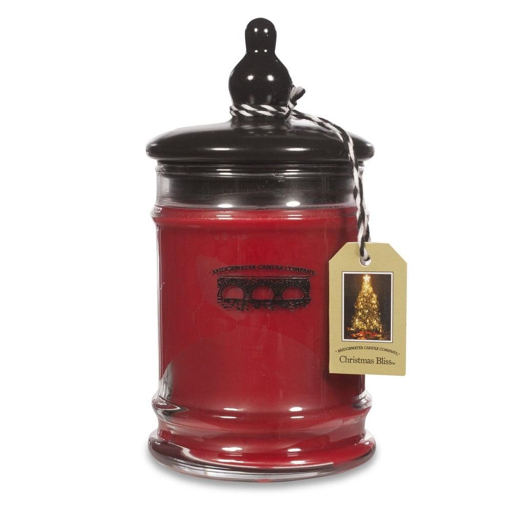 Svíčka s vůní vanilky, muškátového oříšku a skořice Bridgewater Candle