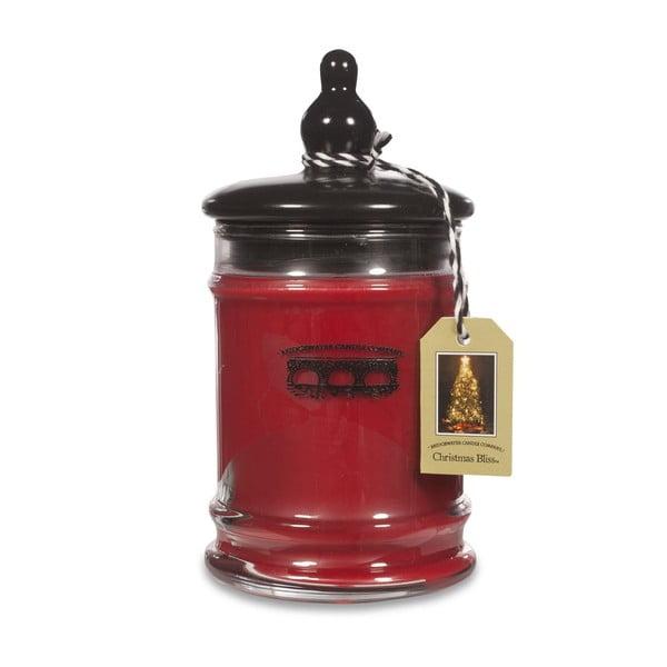 Sviečka s vôňou vanilky, muškátového orieška a škorice Bridgewater Candle