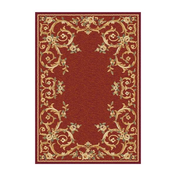 Červený běhoun Universal Izmir, 110 x 57 cm