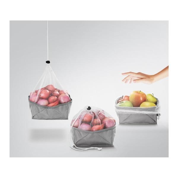 Skládací box na potraviny Metaltex, 18 x 18 cm