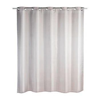 Perdea duș Wenko Comfort Flex, 180x200cm, taupe imagine
