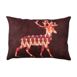 Oboustranný polštář Dear Deer, 33x48cm