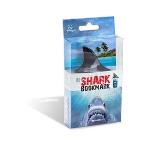 Záložka doknížky vežraločí ploutve Thinking gifts Shark