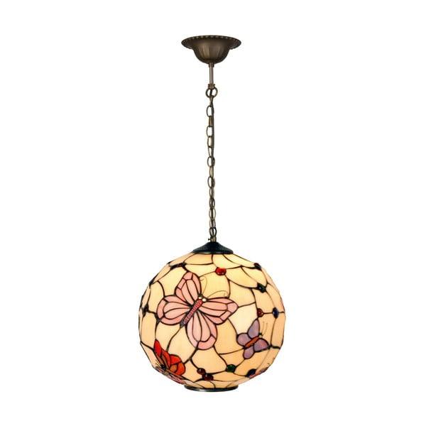 Tiffany závěsné světlo Complete Lamp