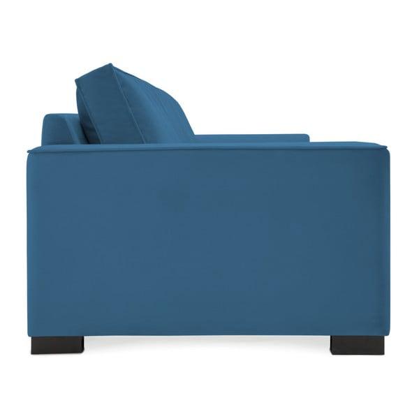 Modrá trojmístná pohovka Vivonita Bronson