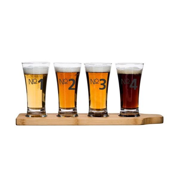 Degustační sada  na pivo Sagaform Beer Tasting