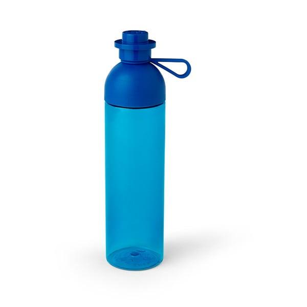 Niebieska butelka LEGO®, 740 ml