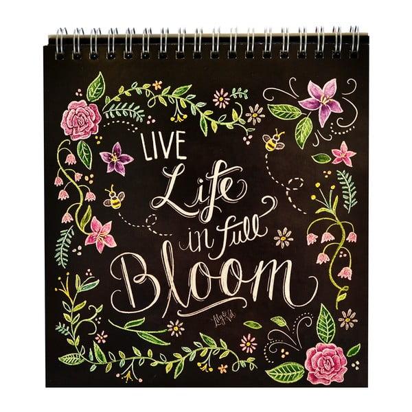 Stolní kalendář Portico Designs Lily & Val