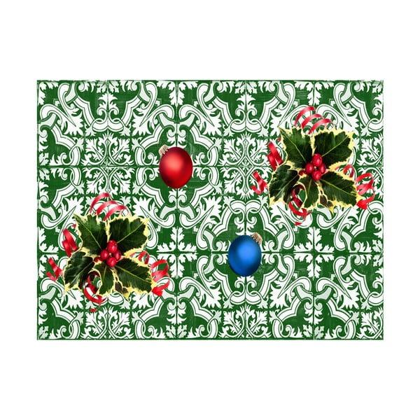 Festive Mosaic 2 db-os szögletes alátét szett, 40 x 30 cm - Crido Consulting