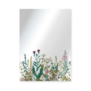 Nástěnné zrcadlo Surdic Espejo Decorado Primrose, 50 x 70 cm