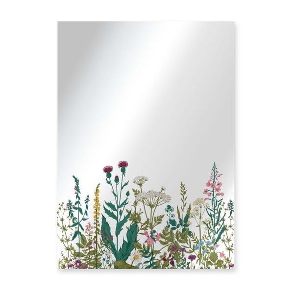 Espejo Decorado Primrose falitükör, 50 x 70 cm - Surdic