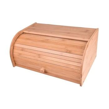 Recipient din bambus pentru pâine Bambum Vitalis Bread Box Big de la Bambum
