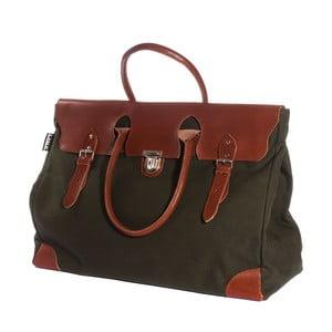 Cestovní taška Travel Bag, zelená