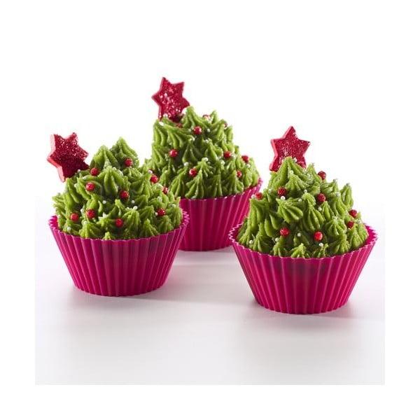 Vánoční sada na cupcakes