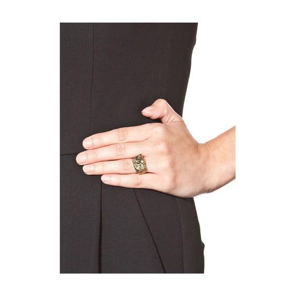 Dámský prsten ve zlaté barvě NOMA Ingrid