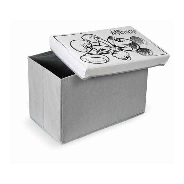Pojemnik do przechowywania Domopak Mickey, dł. 49 cm