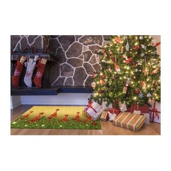Covor foarte rezistent Webtappeti Natale Albero, 60 x 110 cm de la Floorita