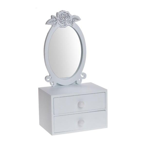 Dřevěná toaletka se zrcadlem Romantic