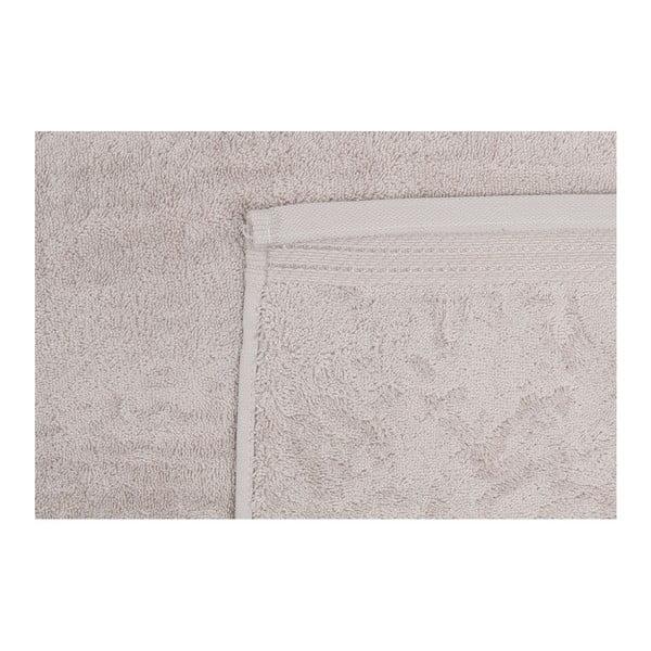 Krémový ručník Charlie,50x105cm