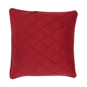 Pernă cu umplutură Zuiver Diamond, 50 x 50 cm, roșu