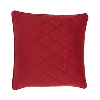 Pernă cu umplutură Zuiver Diamond, 50 x 50 cm, roșu imagine