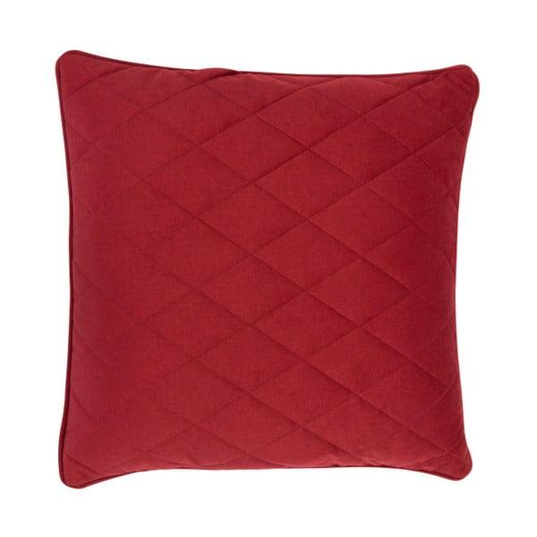 Diamond piros díszpárna, 45 x 45 cm - Zuiver
