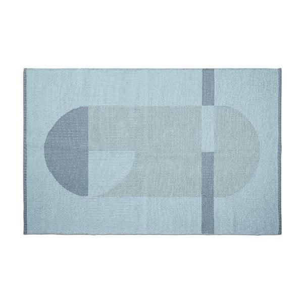 Modrý dětský koberec Flexa Room, 120 x 180 cm