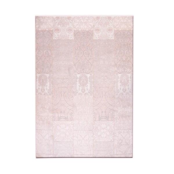 Růžový koberec OVERSEAS Seattle,160x230cm