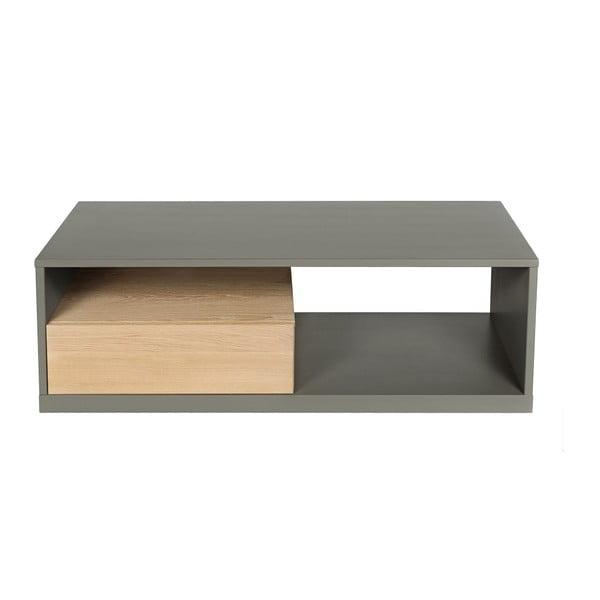 Konferenční stolek z masivního březového dřeva Askala Guscio
