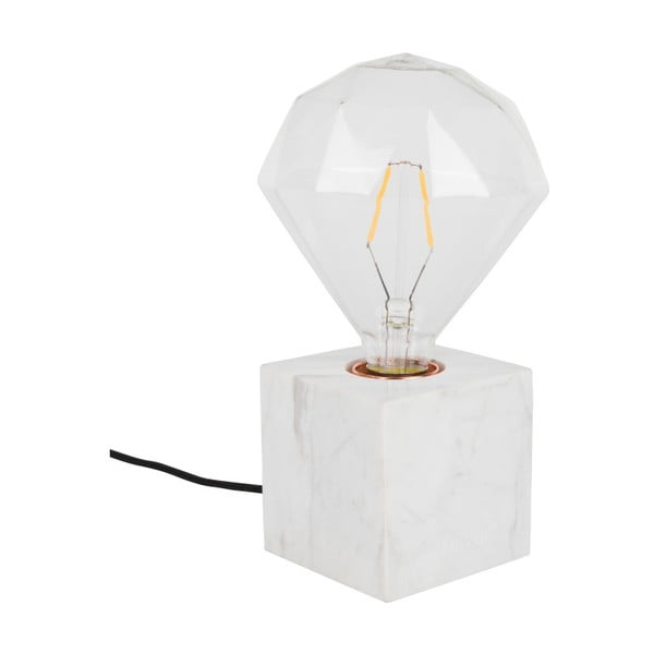 Bolch fehér márvány asztali lámpa - Zuiver