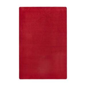 Červený koberec Hanse Home Fancy, 80 x 150 cm