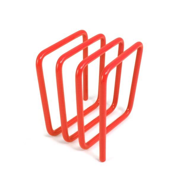 Stojan na dopisy Letter Rack, oranžový