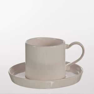 Hrnek na kávu s podšálkem Rialzati