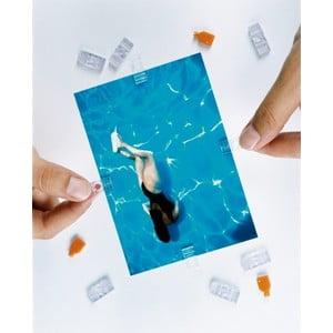 Fotoklipsy na vystavení fotek, 100 ks