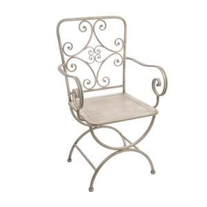 Kovová židle Laura Tau