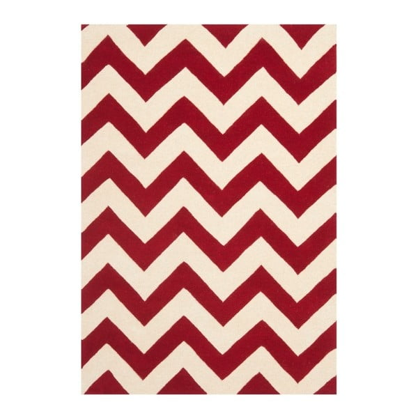 Vlněný koberec Safavieh Crosby, 152x243 cm