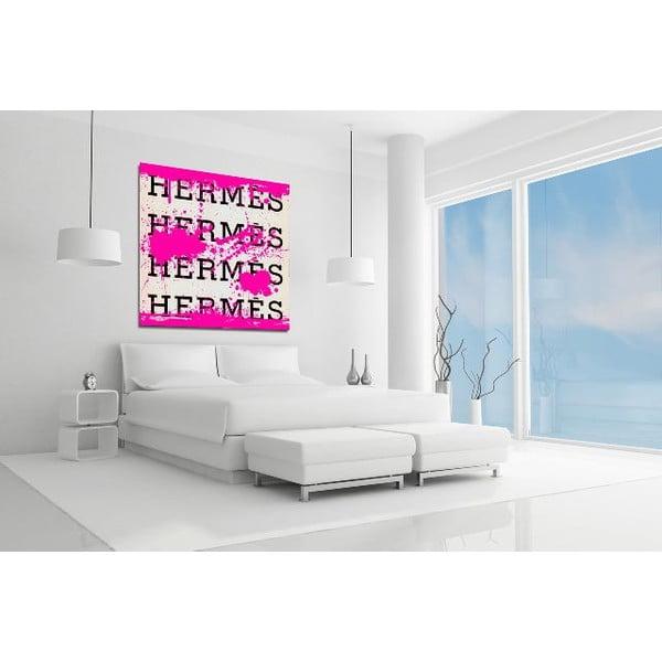 Obraz Extravagant Habit Pink, 91x91 cm