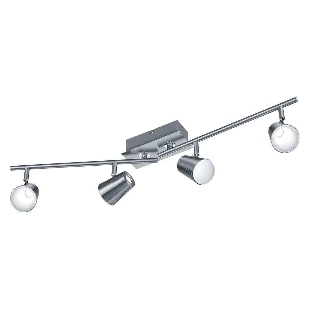 Nástěnné LED světlo na 4 žárovky Trio Narcos, délka 81,5 cm