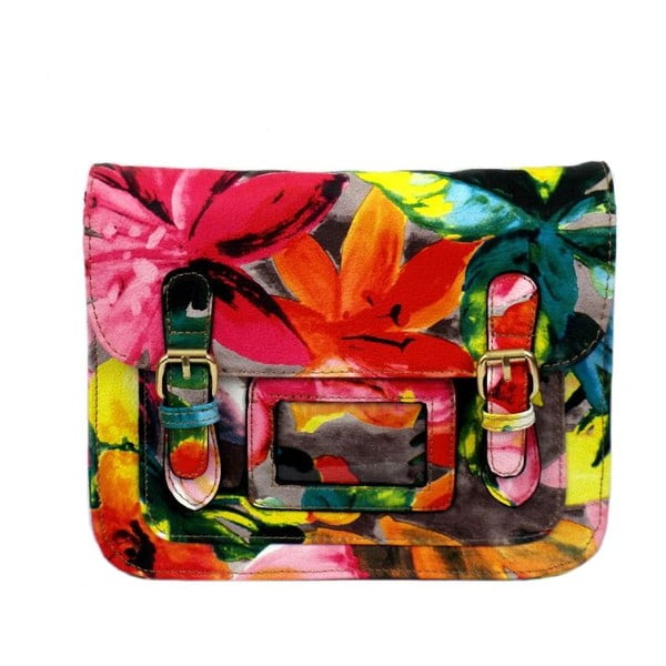 Kabelka Leila Eve Satchel Tropical
