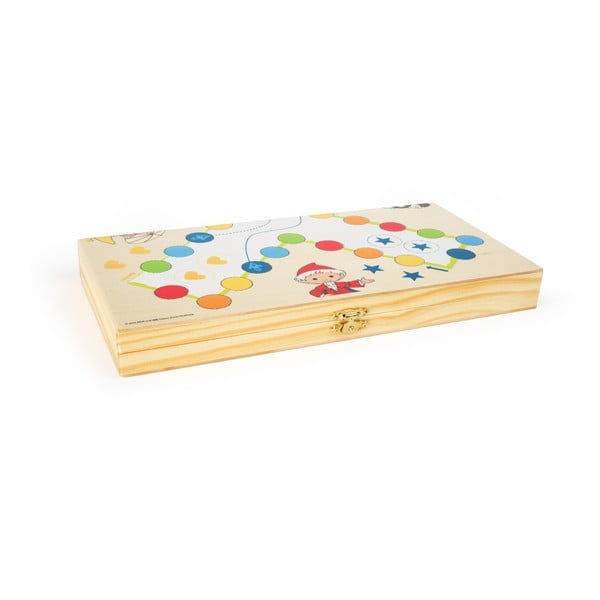 Dřevěná hra Legler Ludo