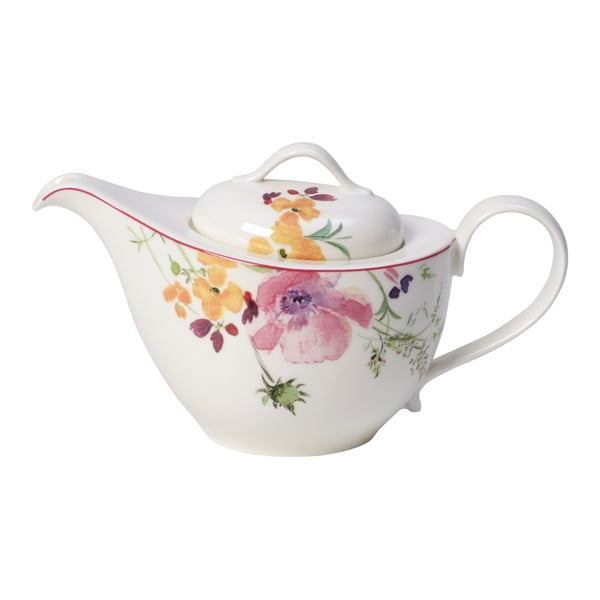Porcelanowy dzbanek Villeroy & Boch Mariefleur Tea, 0,62 l