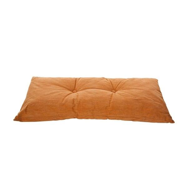 Polštář Earnie Orange, 150x70 cm
