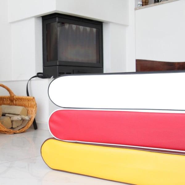 Zdravotní matrace pro psy Benji, bílá/fialová