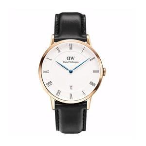 Unisex hodinky s koženým páskem Daniel Wellington Ipswich