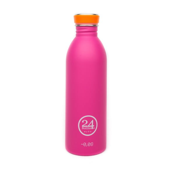 Lahev Urban Bottle Pasion Pink, 500 ml