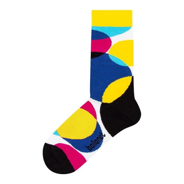 Canvas zokni, méret: 36 – 40 - Ballonet Socks