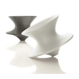 Bílé rotující sedátko Magis Spun